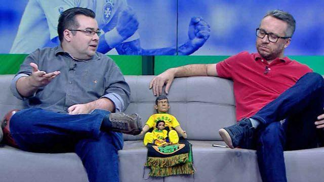 Rômulo: 'No momento, Neymar não tem menor credibilidade'