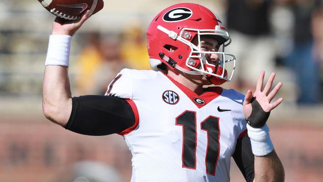 Vanderbilt vs. #2 Georgia (re-air)