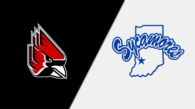 Ball State vs. Indiana State (M Basketball)