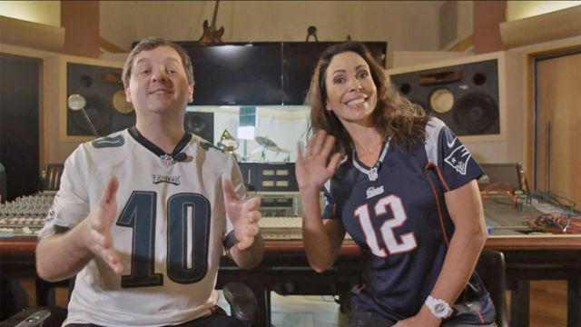 Veja os clipes INCRÍVEIS da aposta do Super Bowl do momento groselha