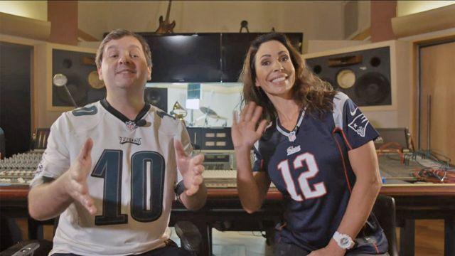 Veja os clipes INCRÍVEIS da aposta do Super Bowl do momento groselha