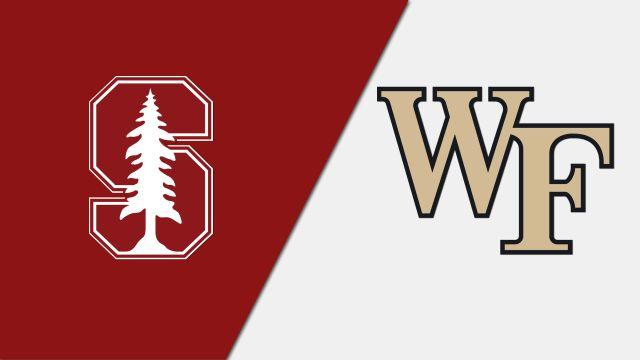 Stanford vs. Wake Forest (Field Hockey)
