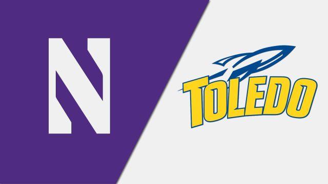 Northwestern vs. Toledo (Second Round) (Women's NIT)