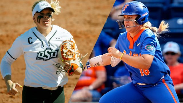 #13 Oklahoma State vs. #5 Florida (Game #3) (NCAA Softball World Series)