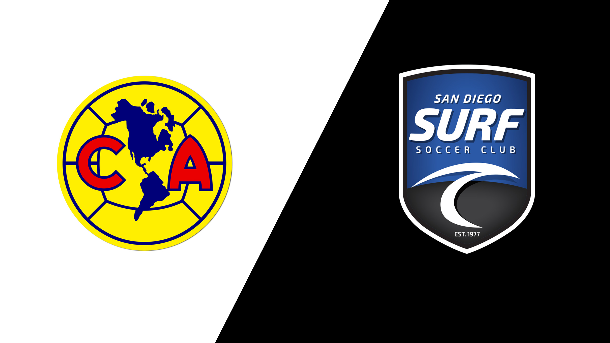 Club America Under-14 vs. San Diego Surf Under-14