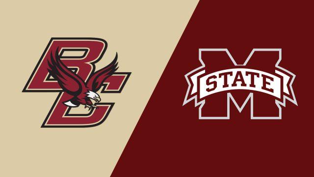 Boston College vs. Mississippi State (W Soccer)