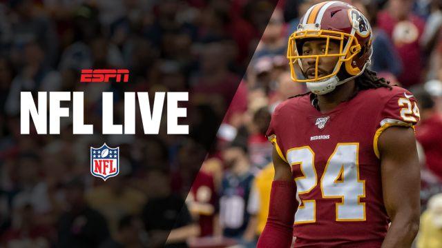 Fri, 2/14 - NFL Live