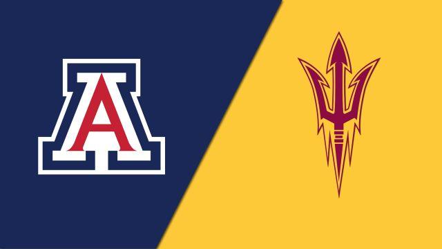 #17 Arizona vs. #25 Arizona State