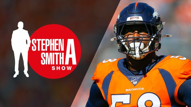 Thu, 10/17 - The Stephen A. Smith Show Presented by Progressive
