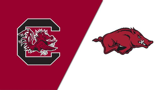 South Carolina vs. Arkansas (M Basketball)