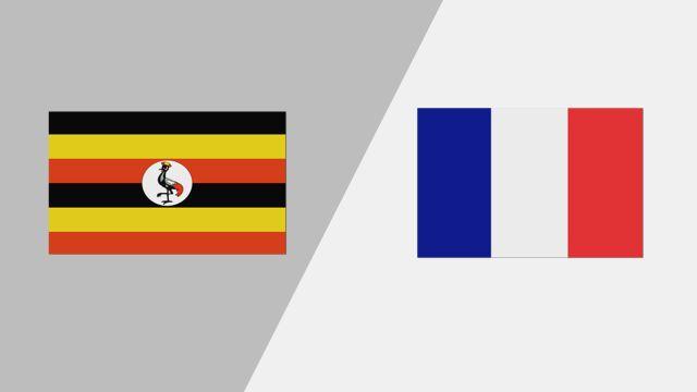 Uganda vs. France