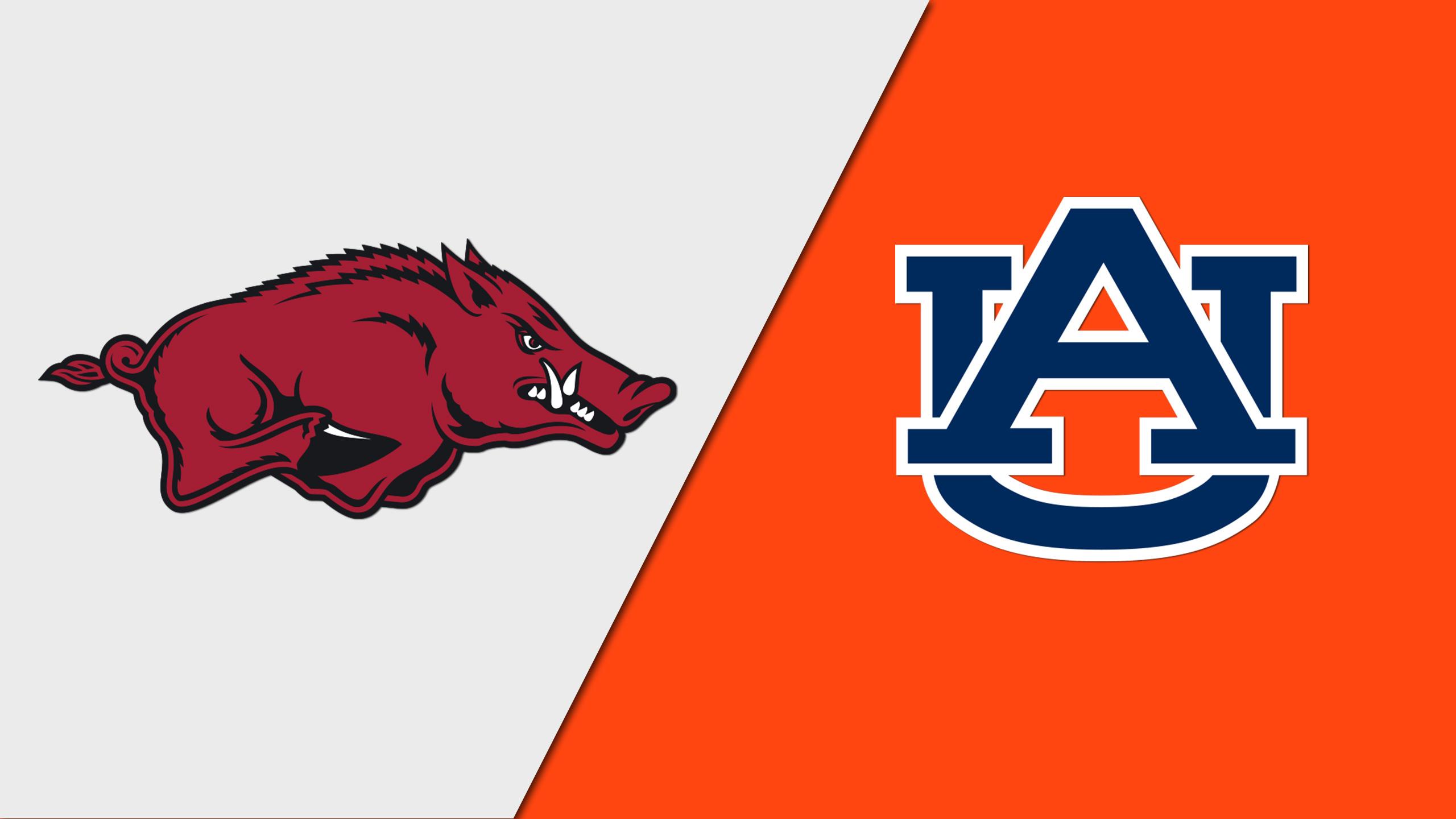 Arkansas vs. Auburn (re-air)
