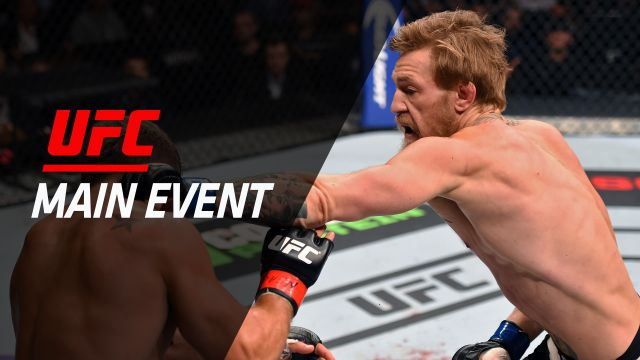 UFC Main Event: McGregor vs. Mendes