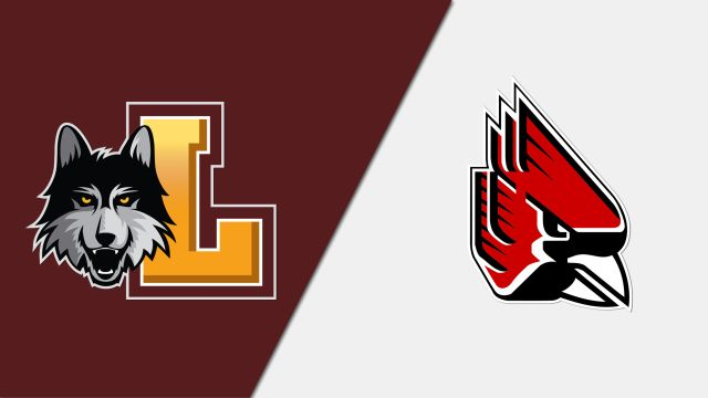 Loyola vs. Ball State (M Volleyball)