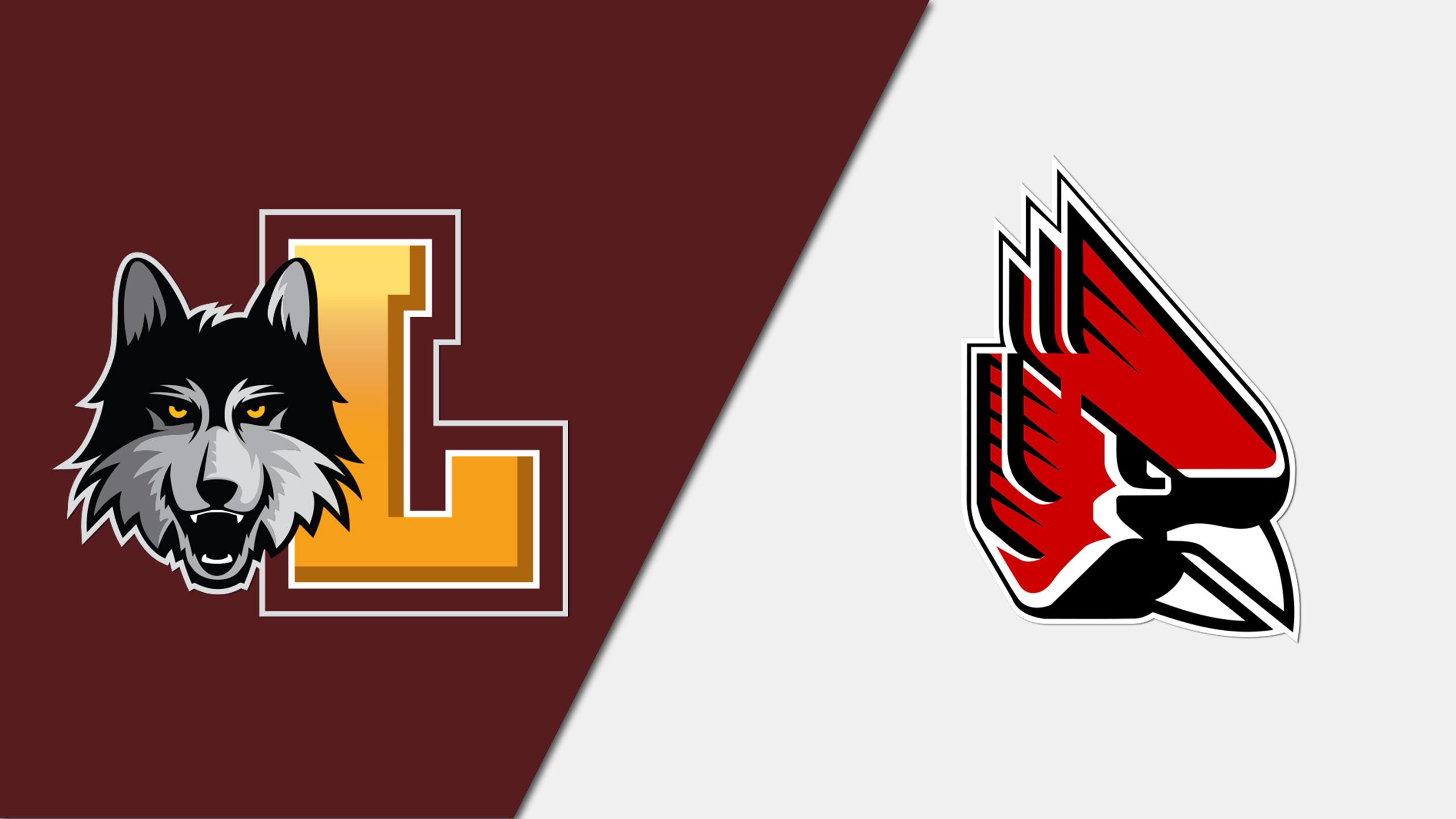 #10 Loyola vs. #15 Ball State (M Volleyball)