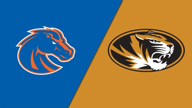 Boise State vs. #21 Missouri (W Volleyball)