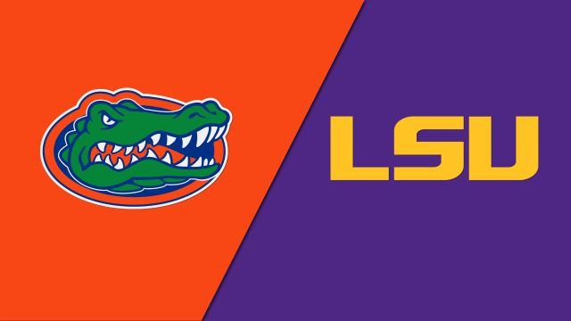 Florida Gators vs. LSU Tigers (re-air)