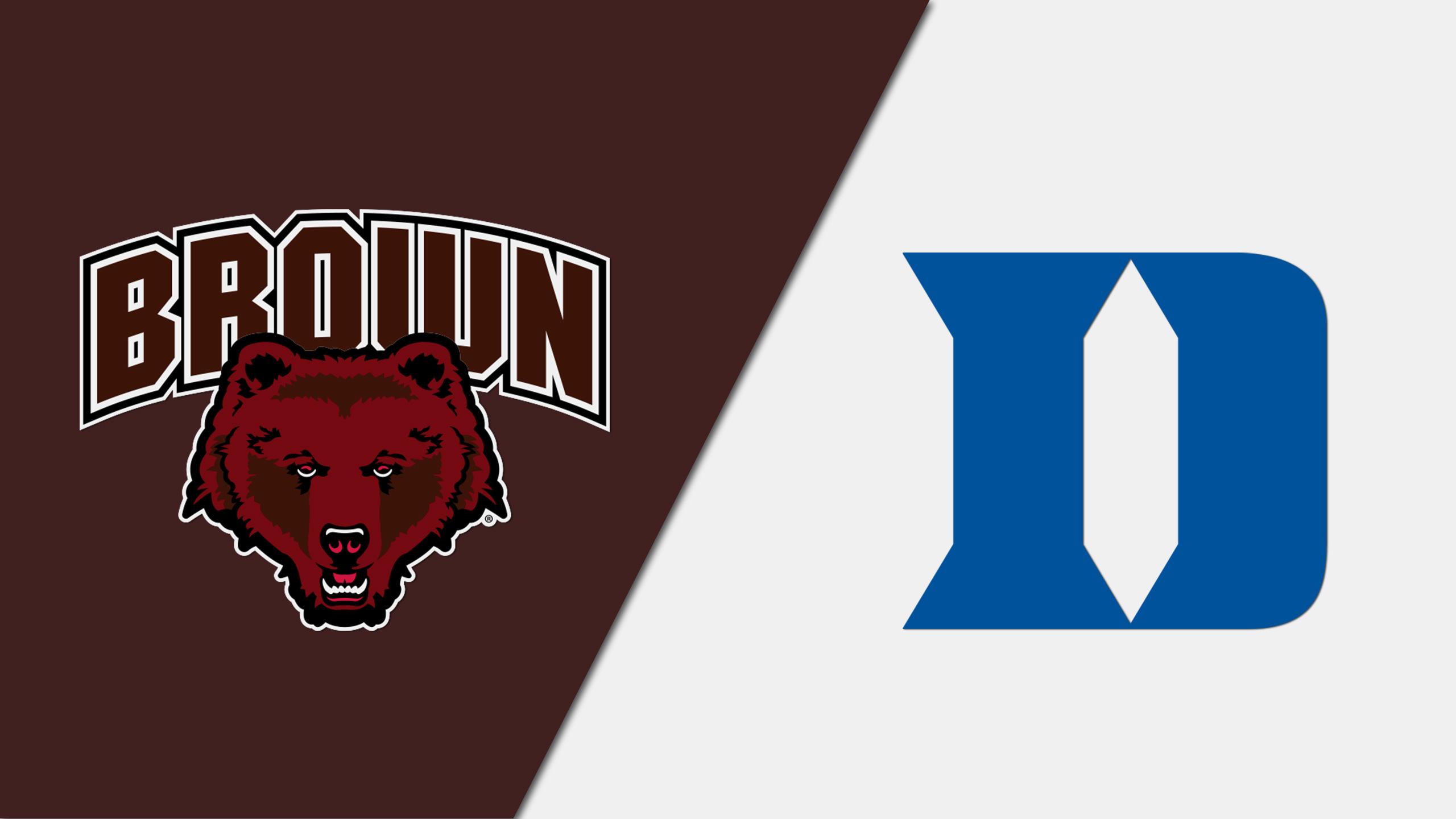 Brown vs. Duke (Wrestling)