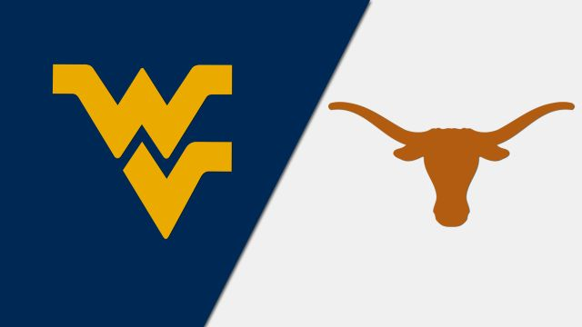West Virginia vs. Texas (W Volleyball)