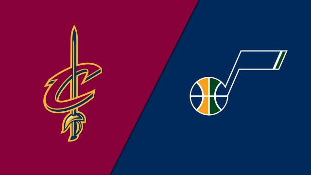 Cleveland Cavaliers vs. Utah Jazz