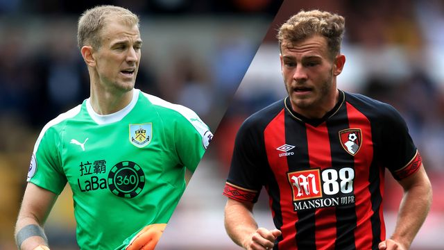 Burnley vs. Bournemouth