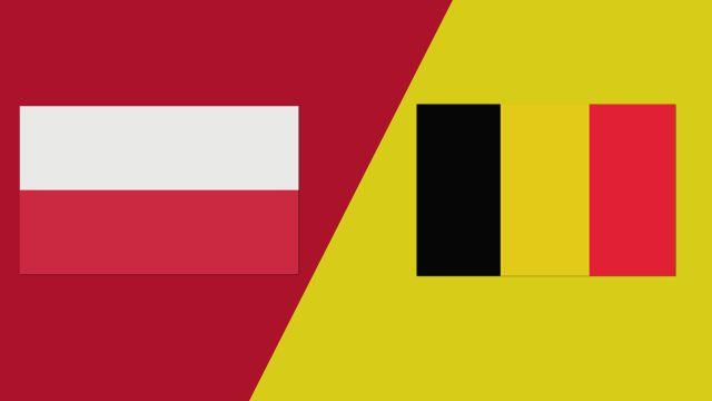Poland vs. Belgium
