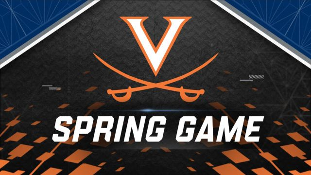 Virginia Spring Spring Football Game