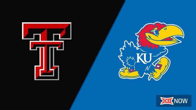 Texas Tech vs. Kansas