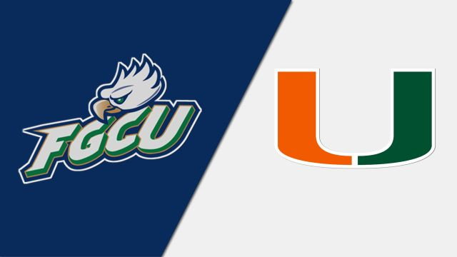 Florida Gulf Coast vs. Miami (Baseball)