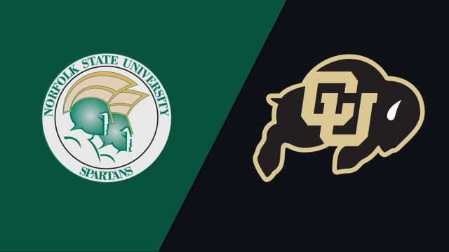 Norfolk State vs. Colorado (Second Round) (NIT)
