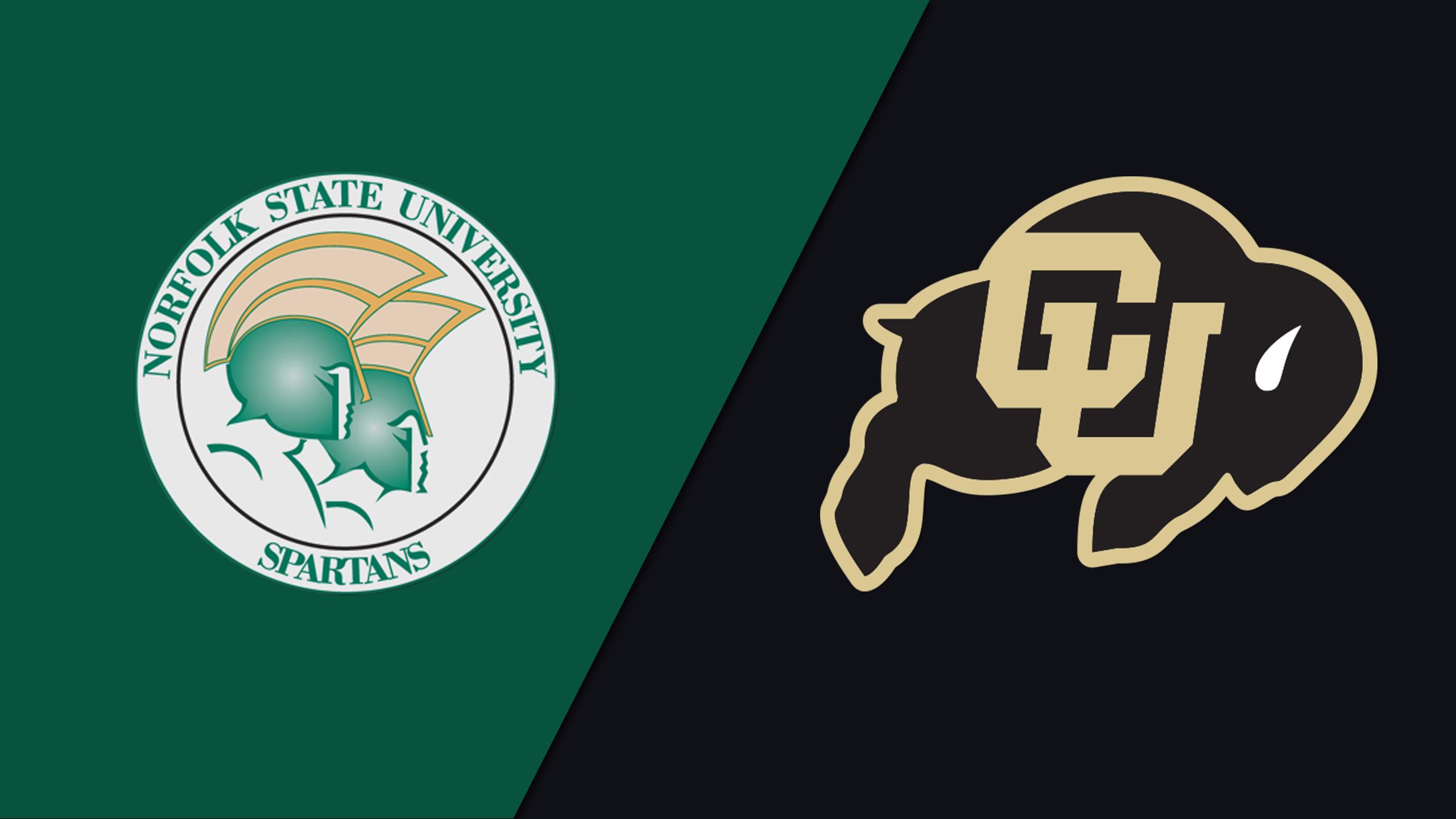 #8 Norfolk State vs. #4 Colorado (Second Round)
