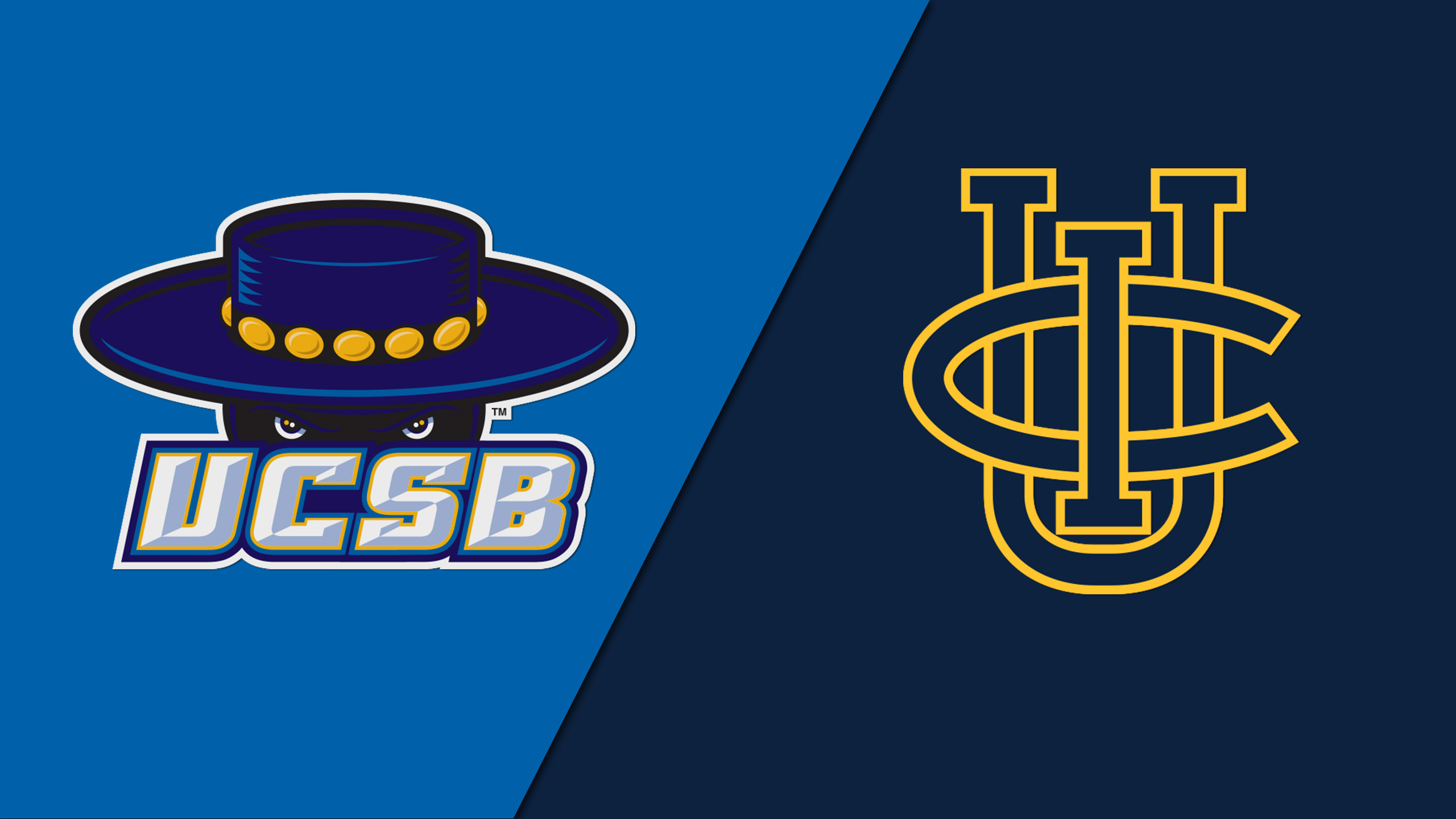 UC Santa Barbara vs. UC Irvine (M Basketball)