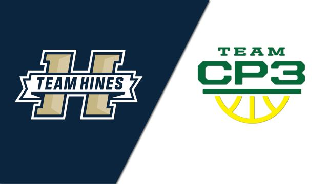 Team Hines vs. Team CP3 (Regional Final)