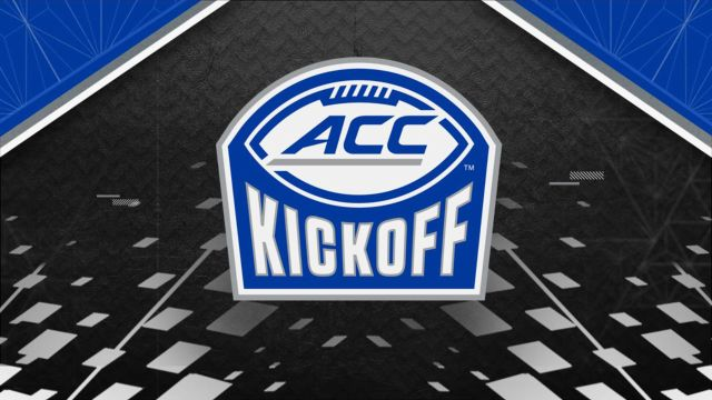 ACC Kickoff - Commissioner's Forum (Football)