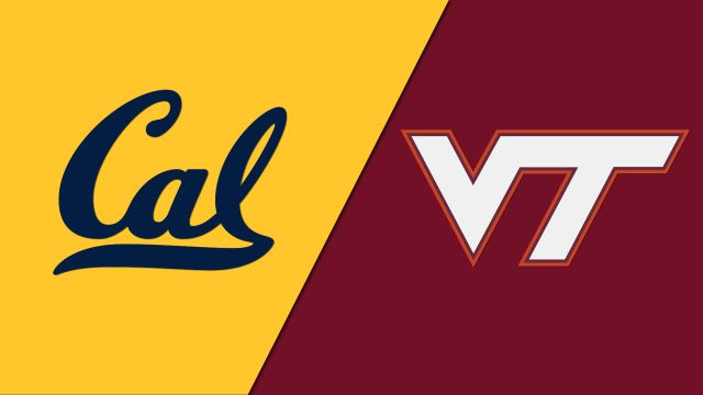 California Golden Bears vs. Virginia Tech Hokies (ESPN Classic Football)