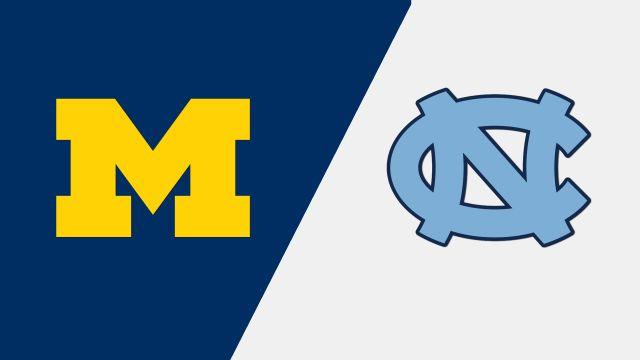 North Carolina vs. Michigan (Softball)