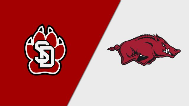 South Dakota vs. Arkansas (M Basketball)