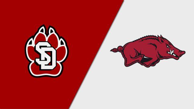 South Dakota vs. Arkansas (M Basketball)