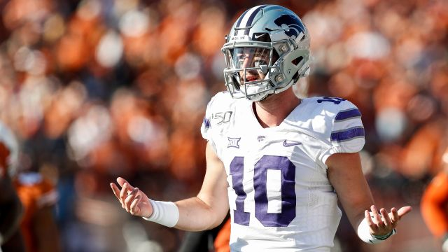 Sat, 11/16 - West Virginia vs. #24 Kansas State (Football)