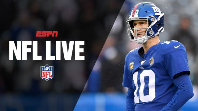 Fri, 1/24 - NFL Live