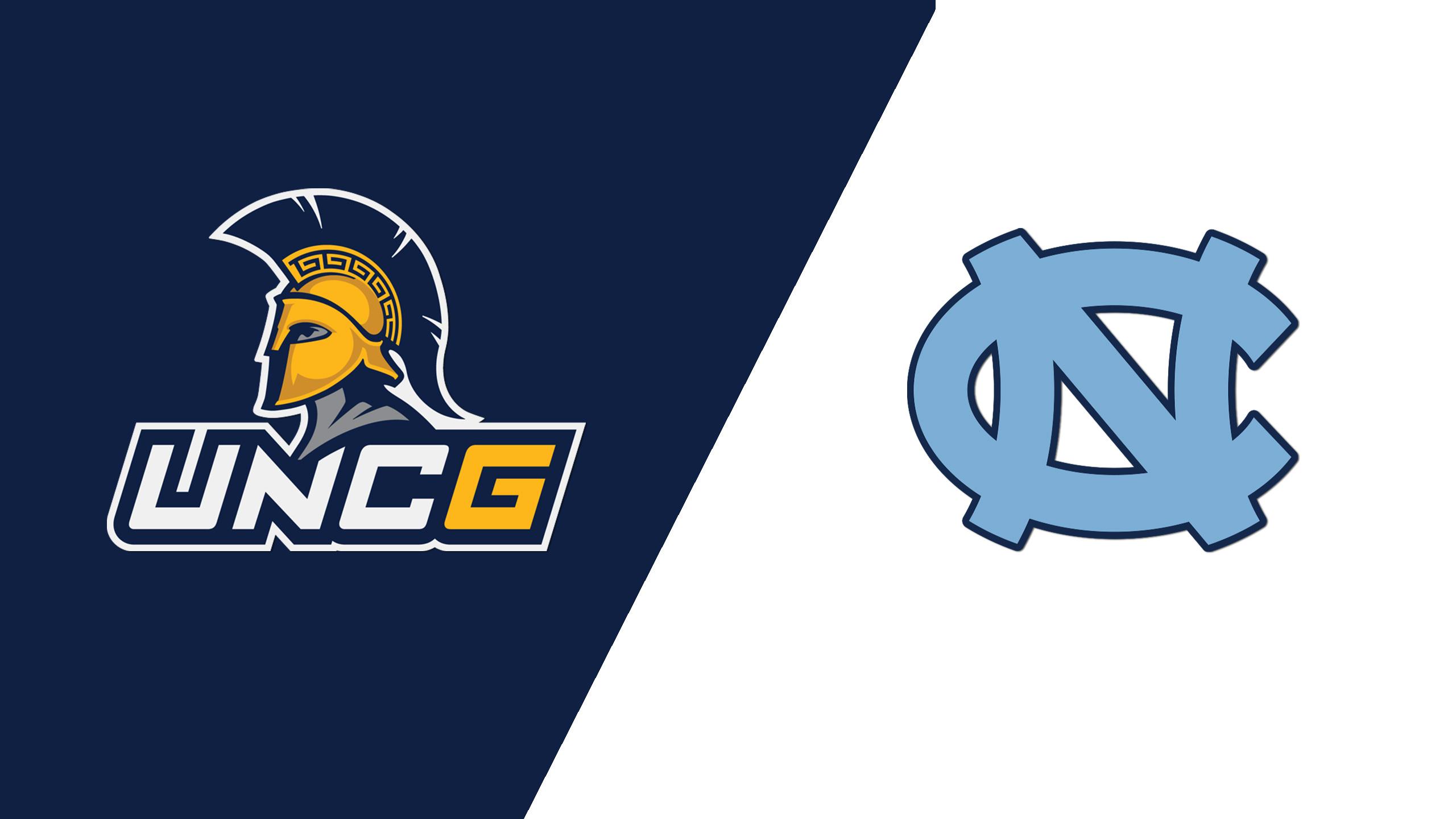 UNC Greensboro vs. North Carolina (W Volleyball)