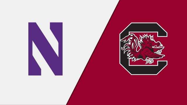 Northwestern vs. South Carolina (Baseball)