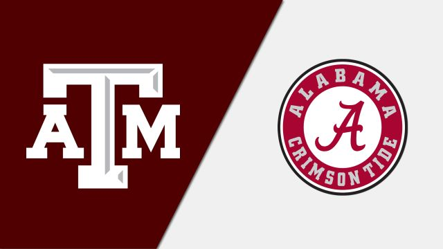 Texas A&M vs. Alabama (Baseball)