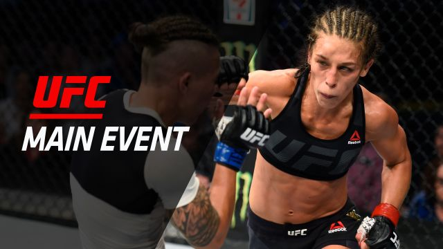 UFC Main Event: Jedrzejczyk vs. Andrade