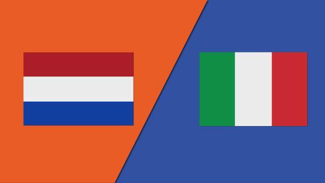 Netherlands vs. Italy (Final) (UEFA Under-17 Championship)