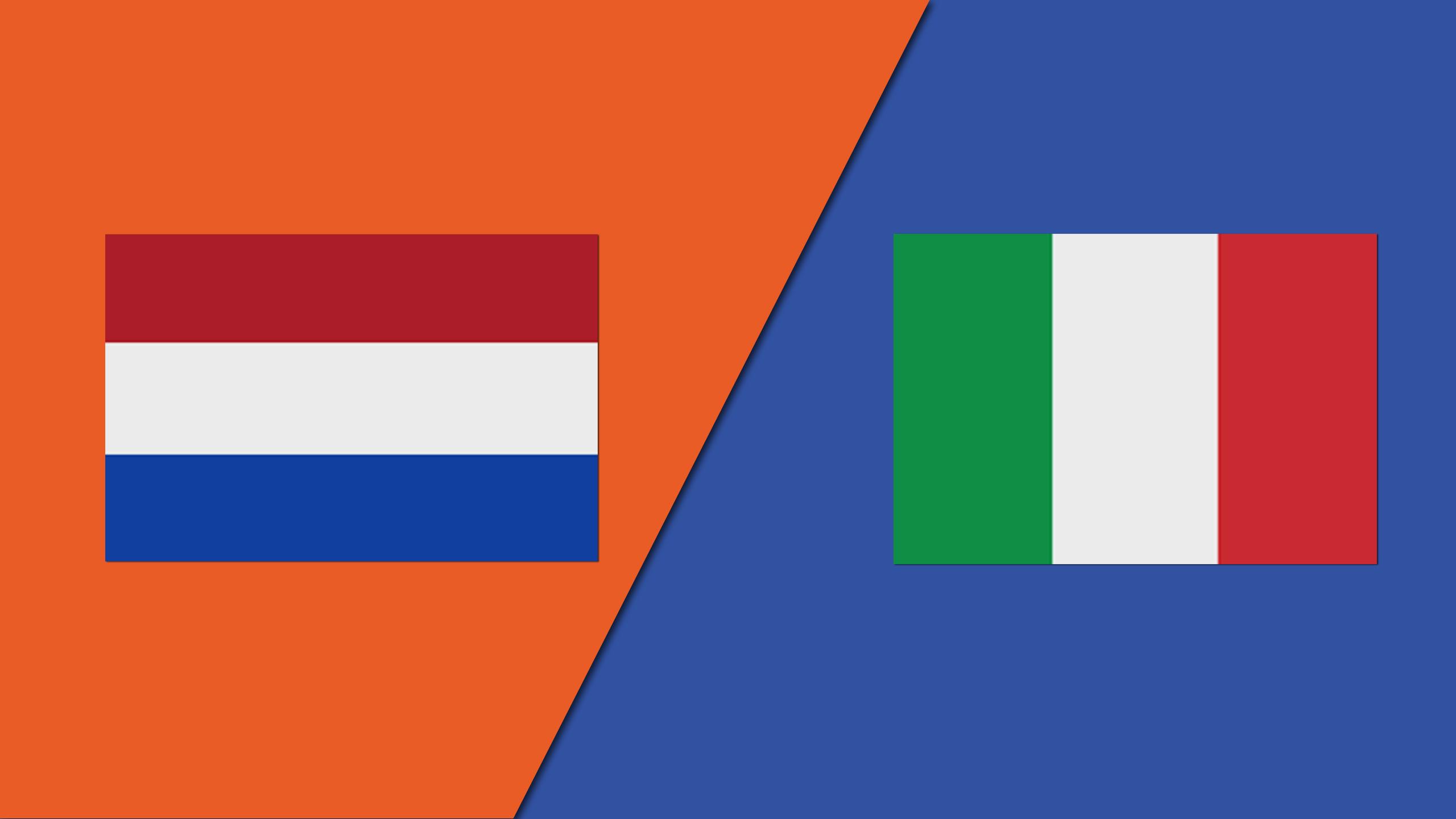Netherlands vs. Italy (Final)