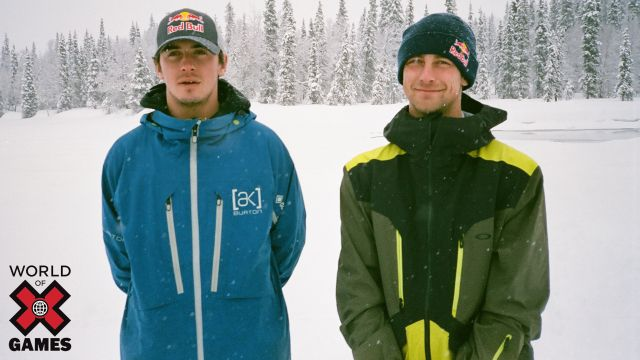 World of X: Brothers McMorris - Finnish Streets