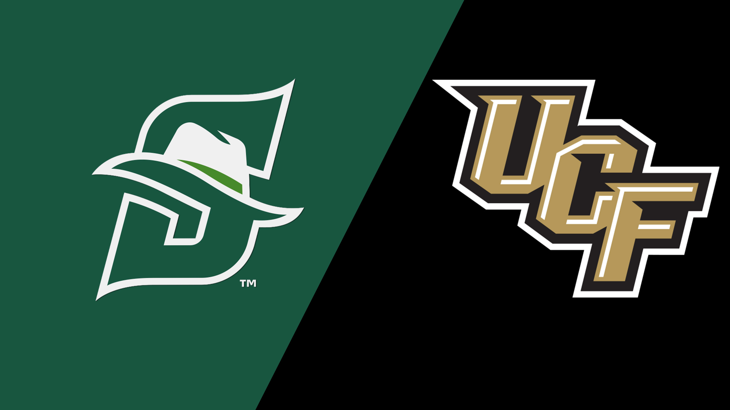 Stetson vs. UCF (M Basketball)