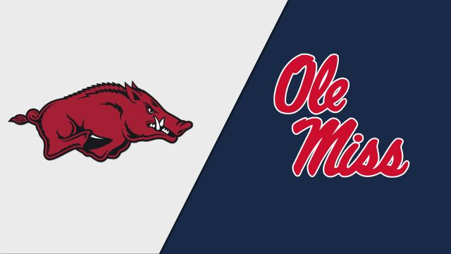 Arkansas vs. Ole Miss (W Volleyball)