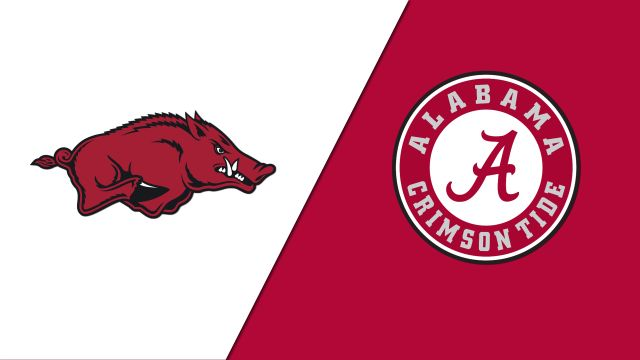 Arkansas vs. Alabama